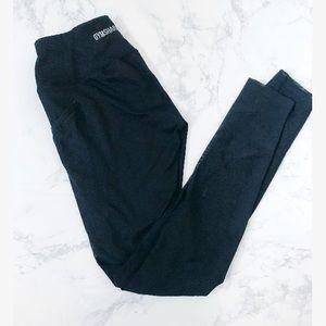Gymshark Pants - Gymshark Black Mesh Leggings